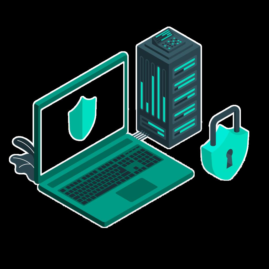 confidentialité et serveur sécurisé